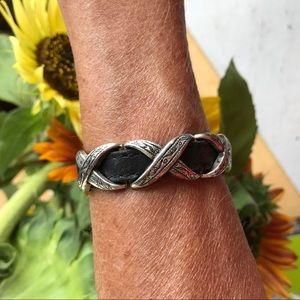 💙 Brighton Leather Strap Bracelet